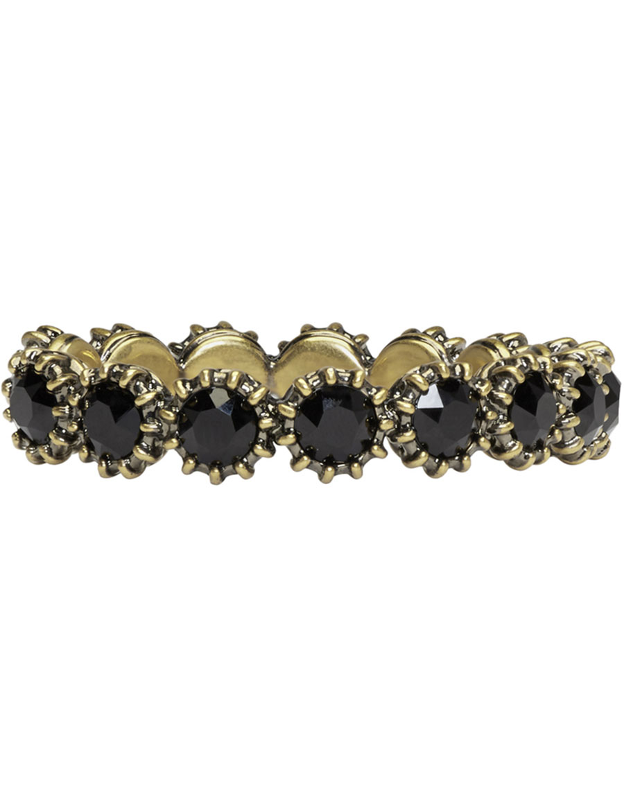 GUCCI Gold Crystal Bracelet