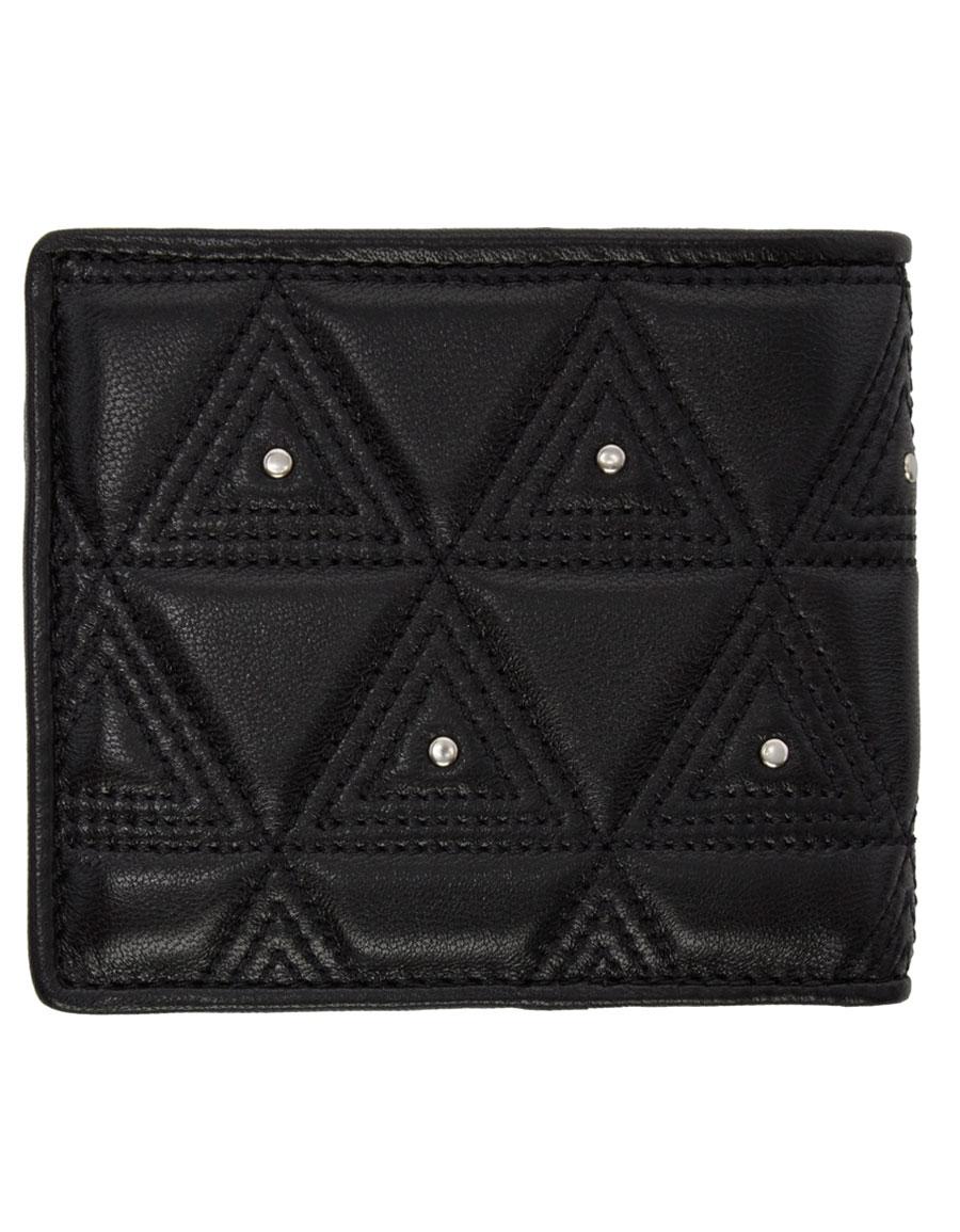 VERSACE Black Medusa Wallet