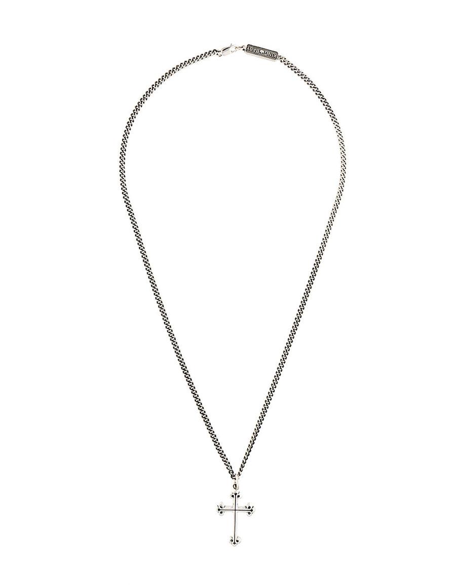 KING BABY Traditional cross pendant