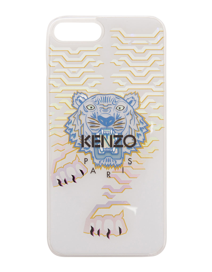 huge selection of d661d 74173 KENZO White Geo Tiger iPhone 7 Plus Case · VERGLE