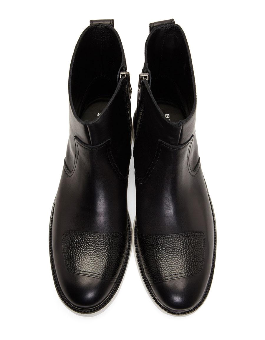 BELSTAFF Black BXS Boots