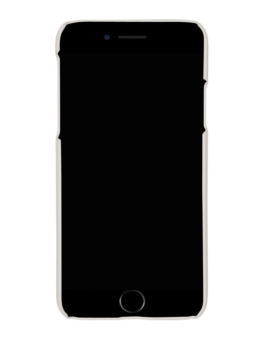 OFF WHITE White Diagonal iPhone 8 Case