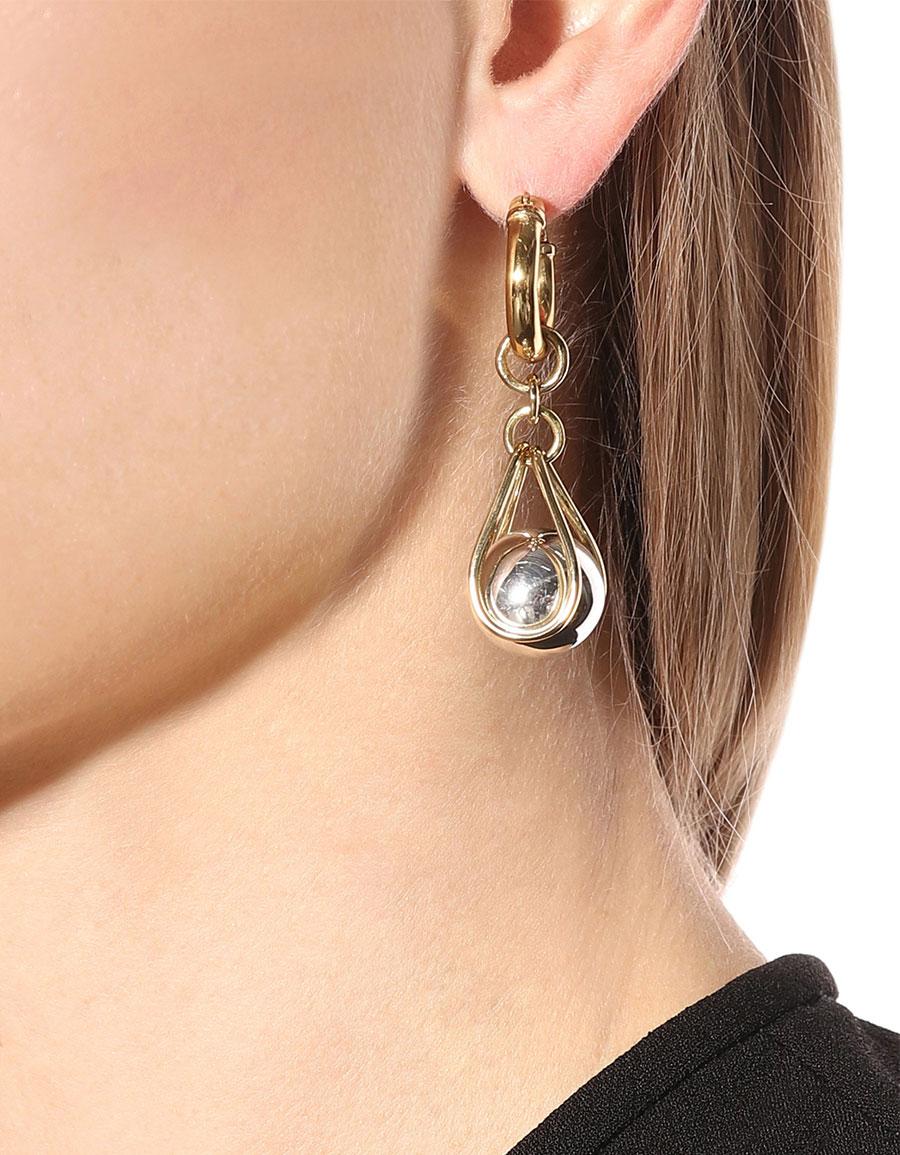 ELLERY Respiro earrings