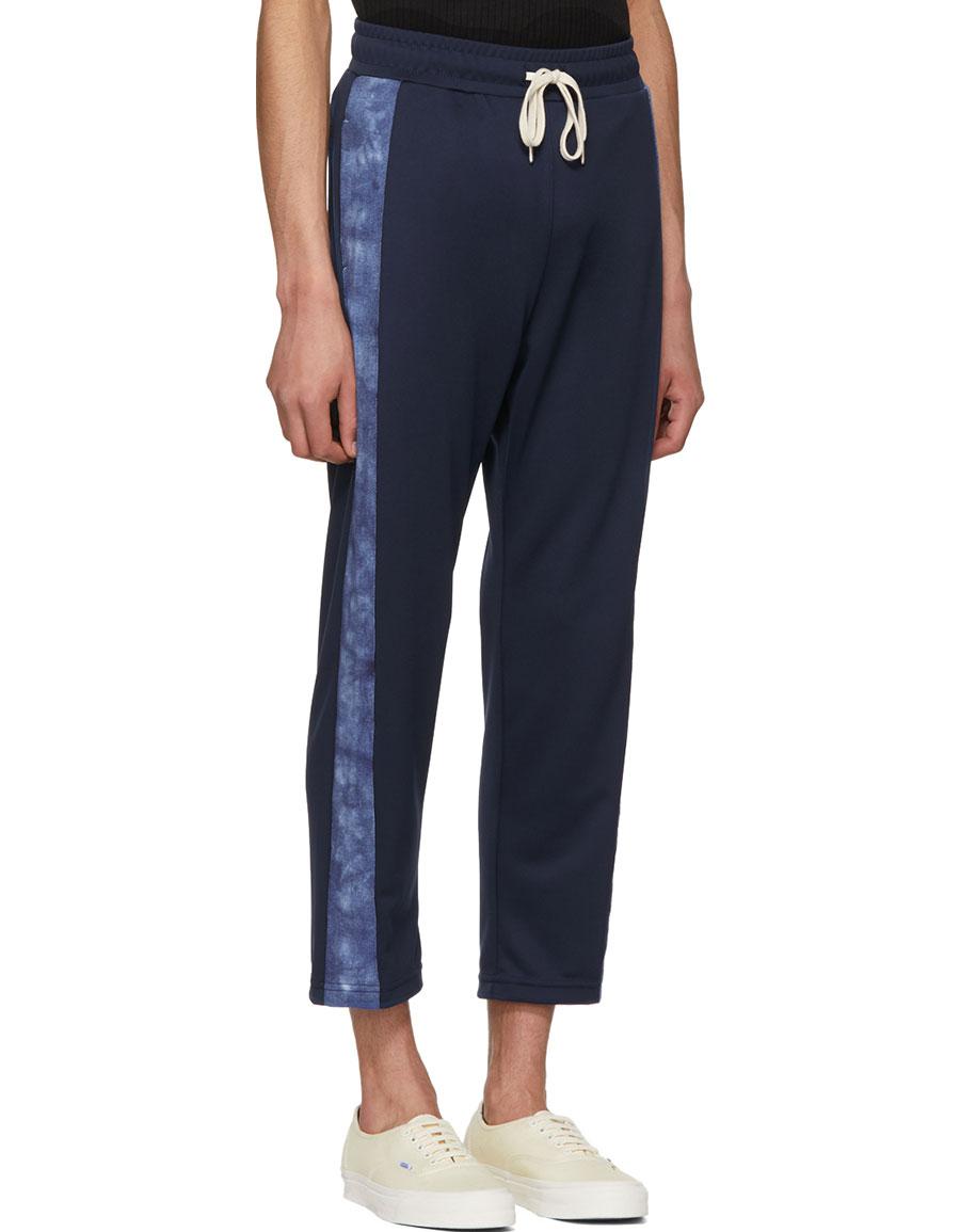 JOHN ELLIOTT Navy Lounge Pants