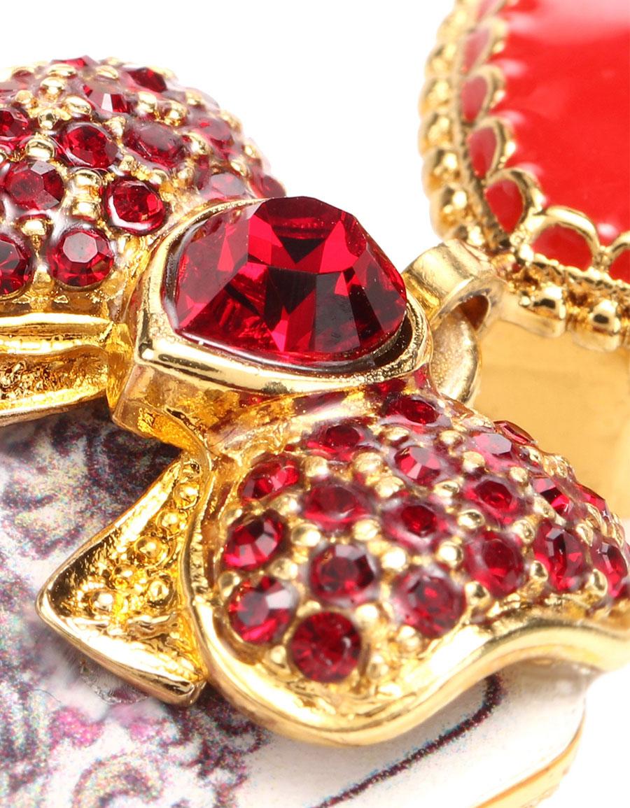 DOLCE & GABBANA Crystal embellished earrings