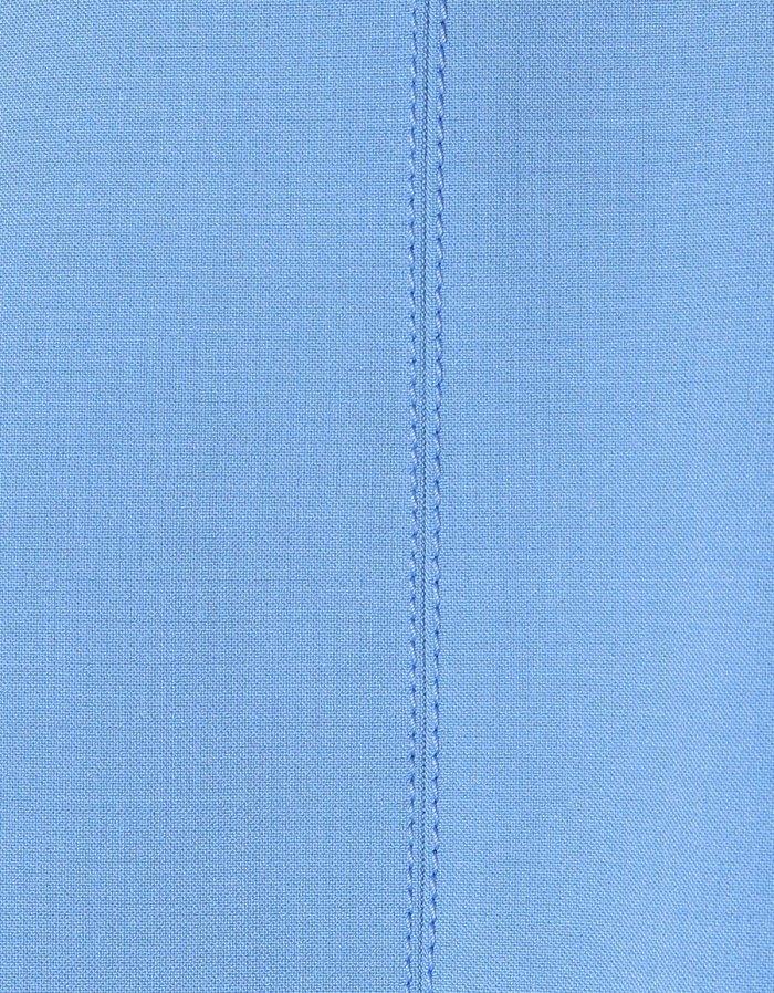 VICTORIA BECKHAM Wool blend peplum top