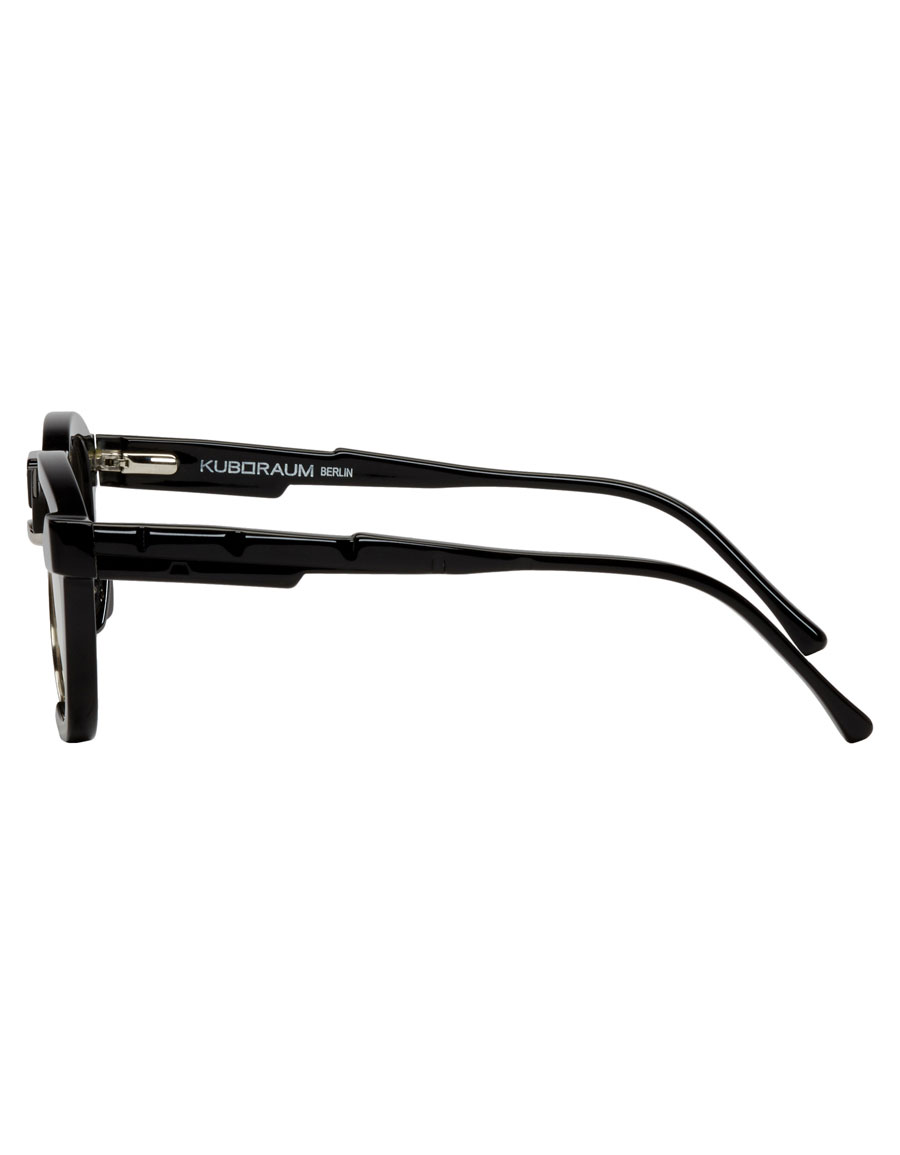 KUBORAUM Black Mask N5 BS Glasses