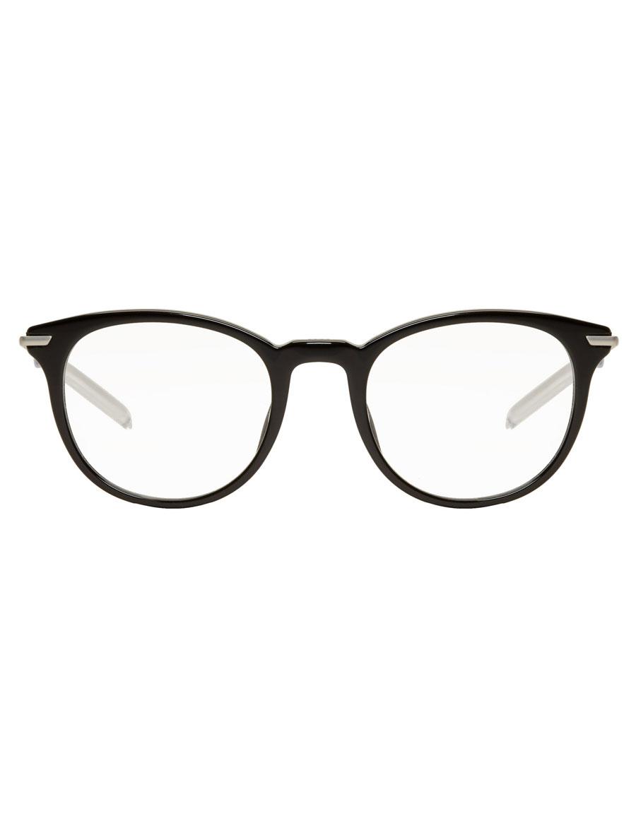 DIOR Black 'Black Tie' 201 Glasses
