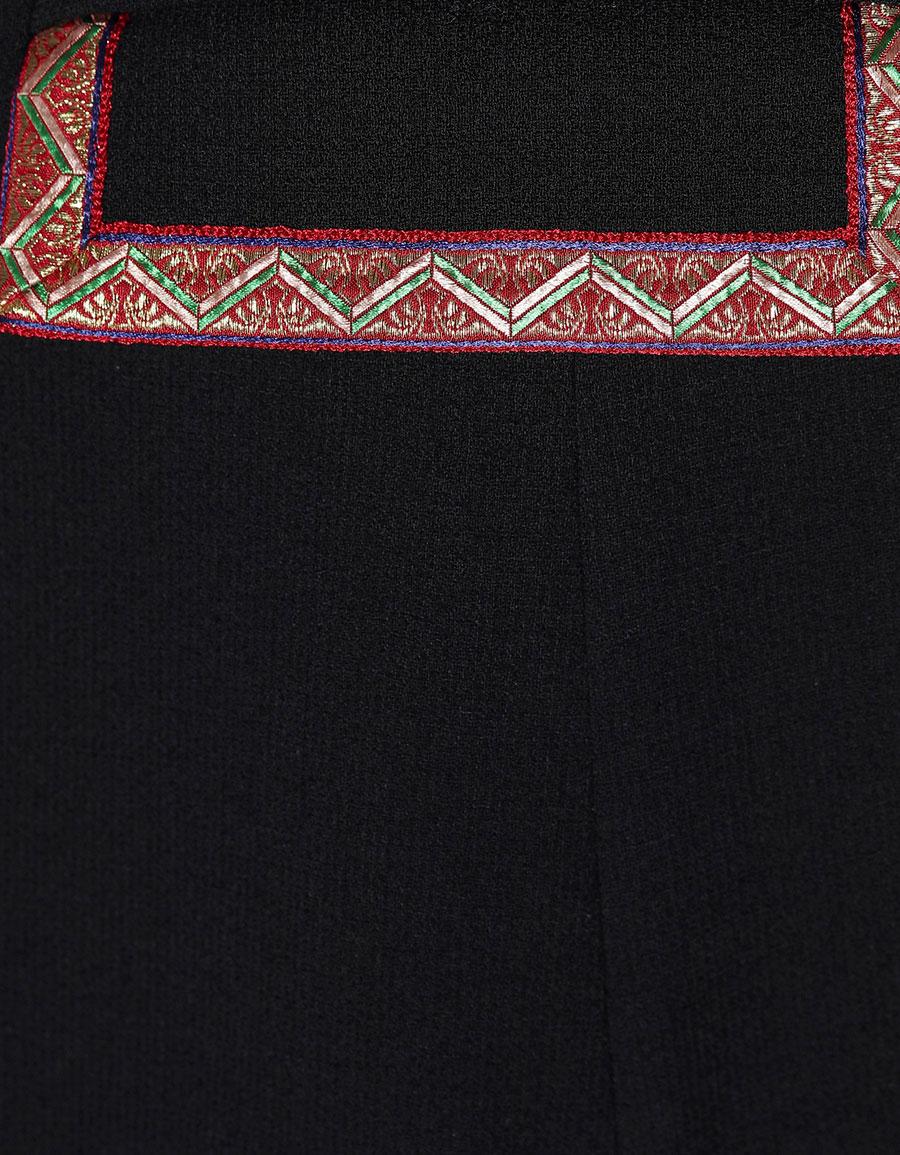 ETRO Wool blend crêpe blazer