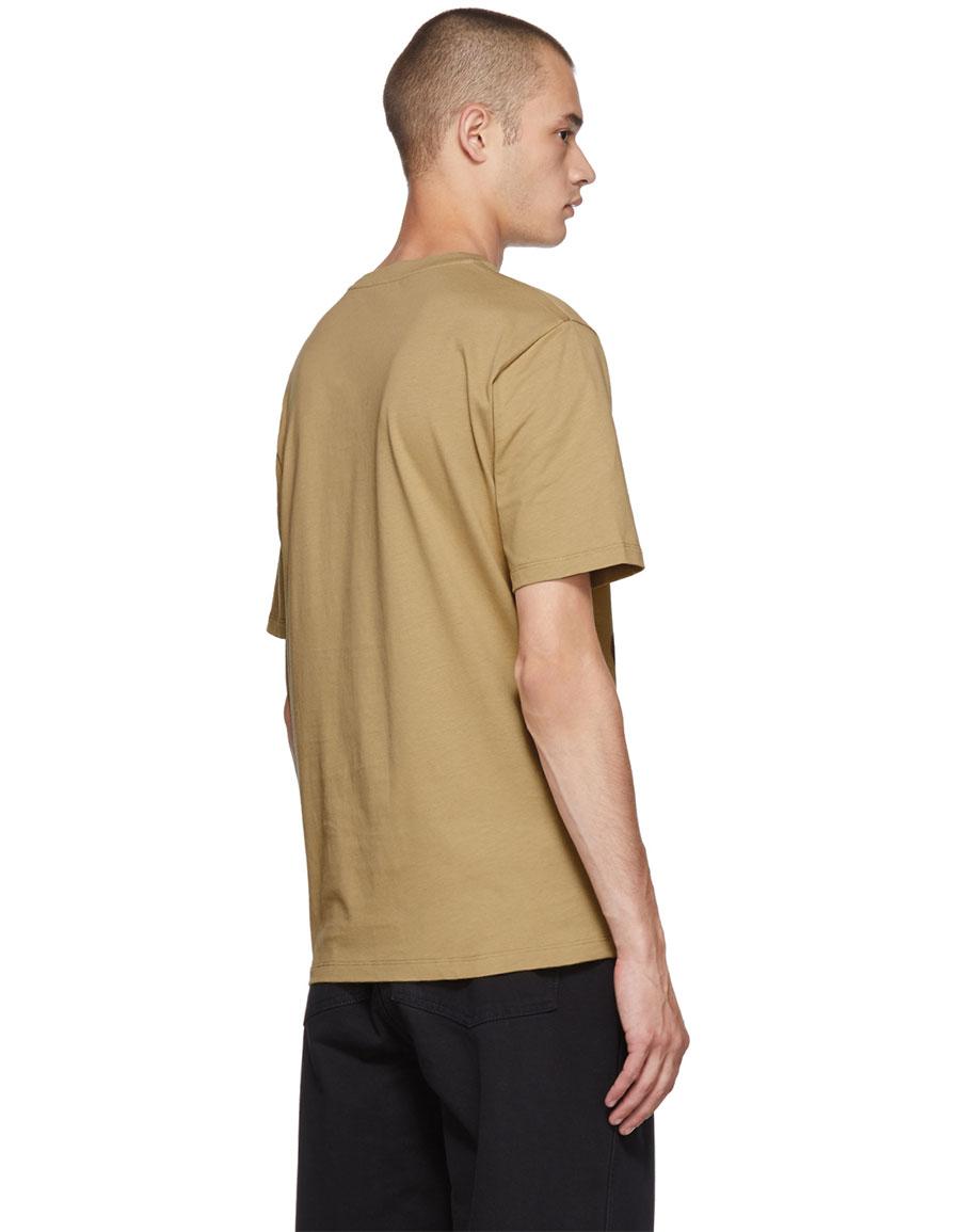 LOEWE Beige Clogs T Shirt