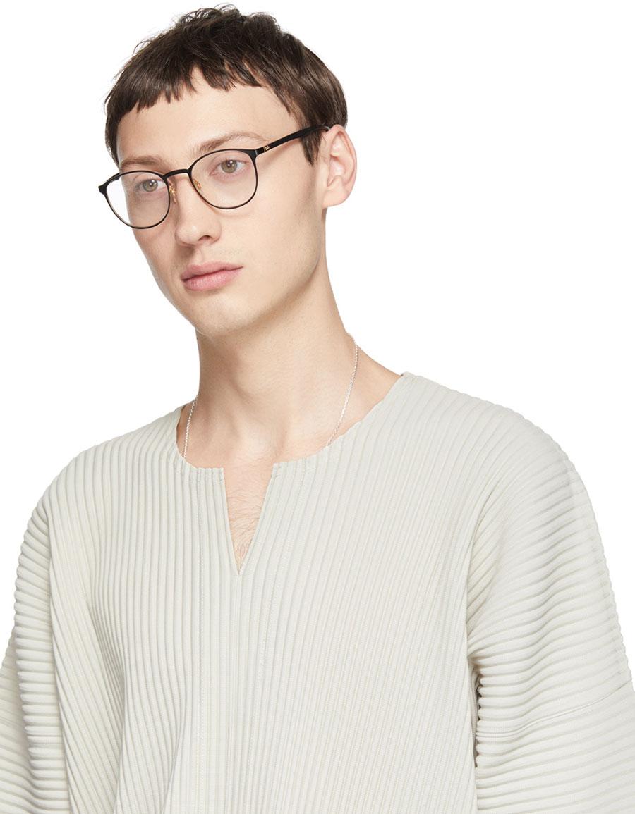 RAY BAN Black Phatnos Glasses