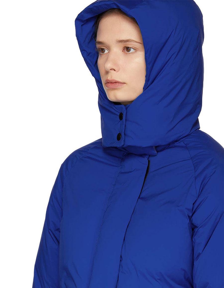 RAG & BONE Blue Aiden Coat