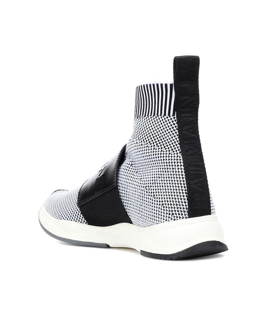 BALMAIN Cameron mesh sneakers