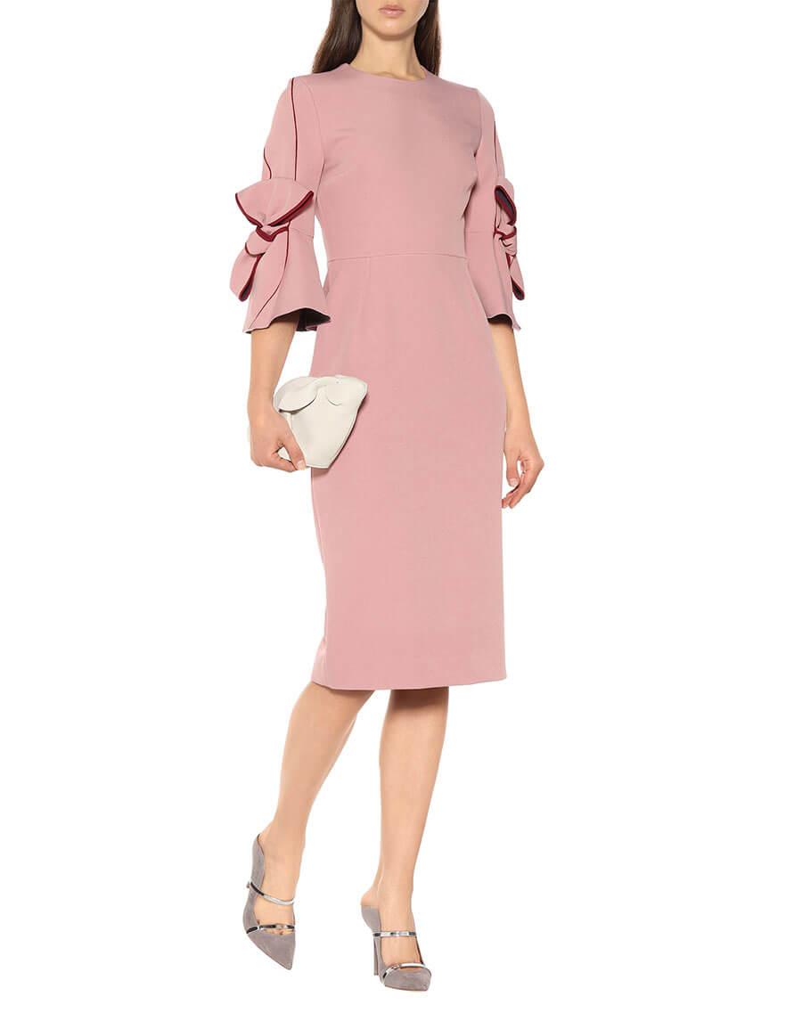 ROKSANDA Lavete cady dress