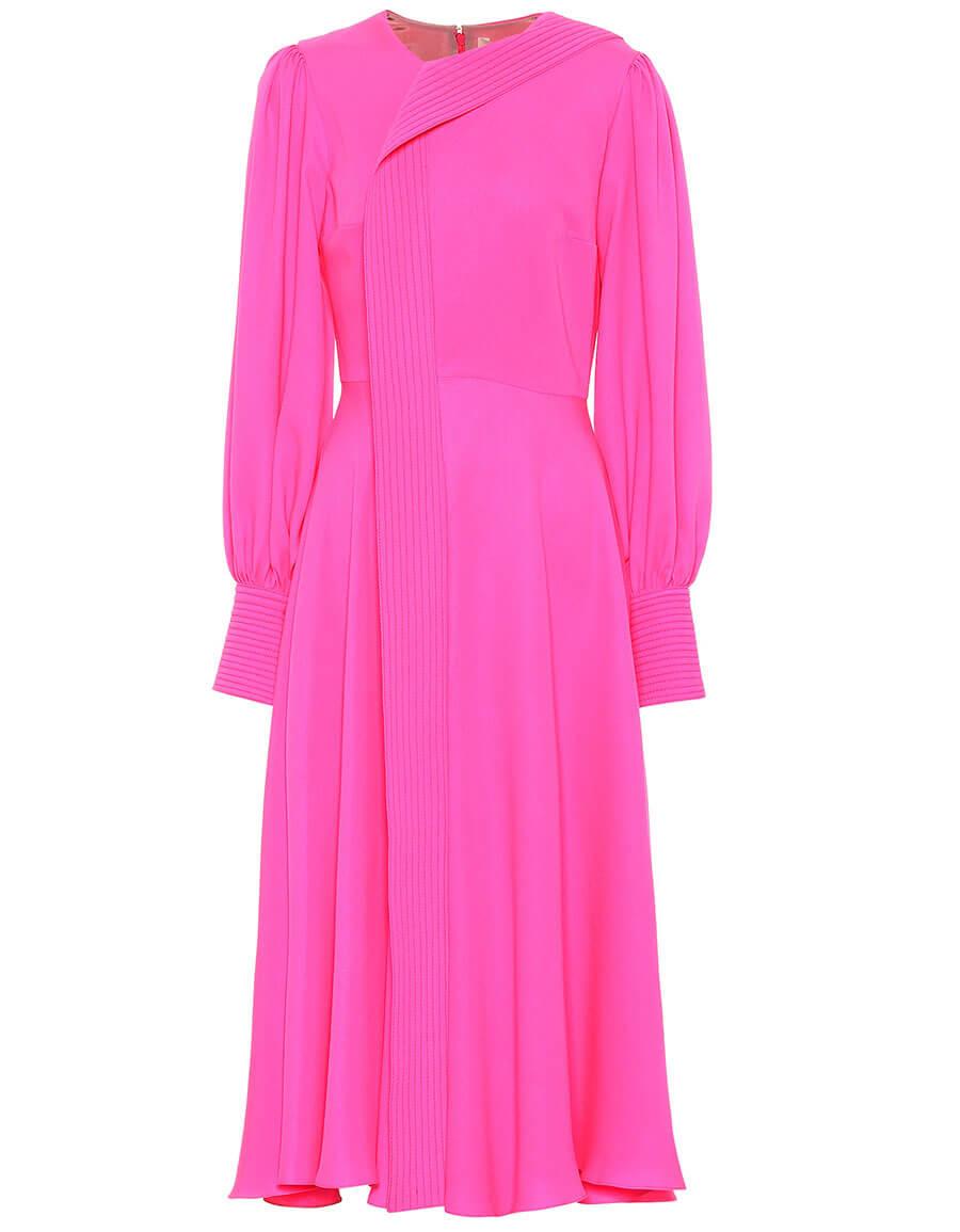 ROKSANDA Adyn silk satin midi dress