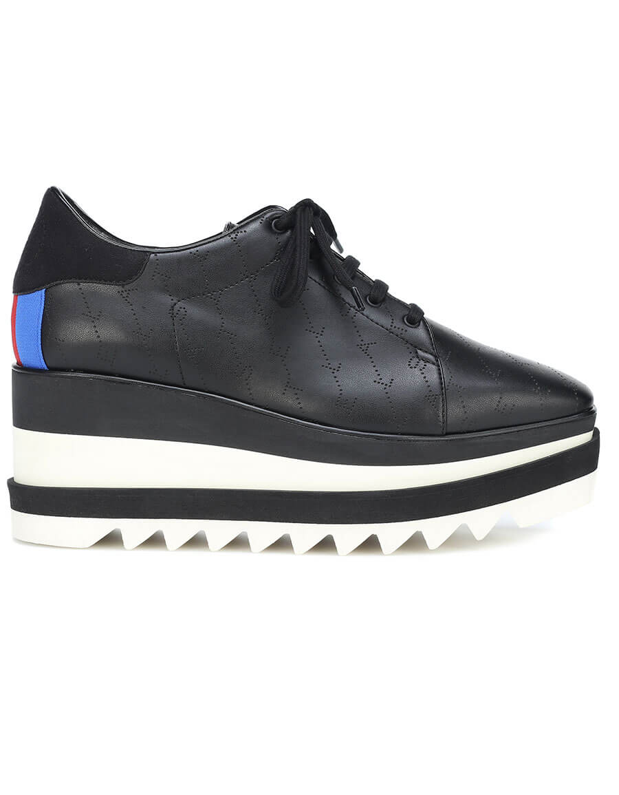 STELLA MCCARTNEY Sneak Elyse platform sneakers