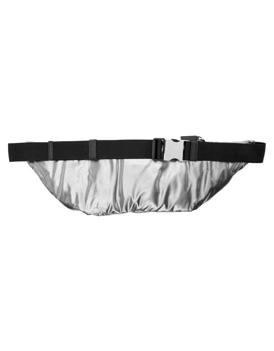 PRADA Grey Technical Belt Bag