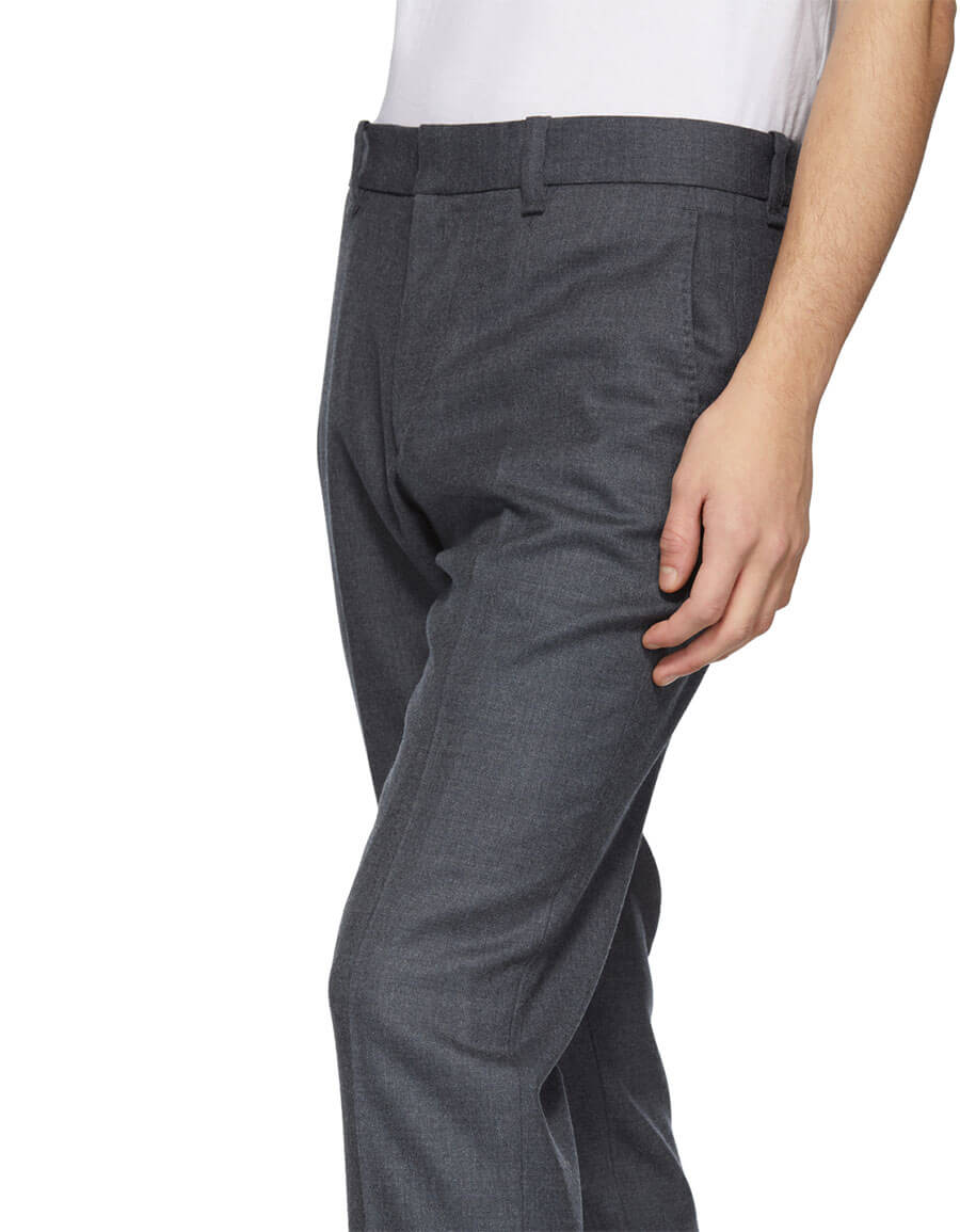 RAG & BONE Navy Patrick Trousers