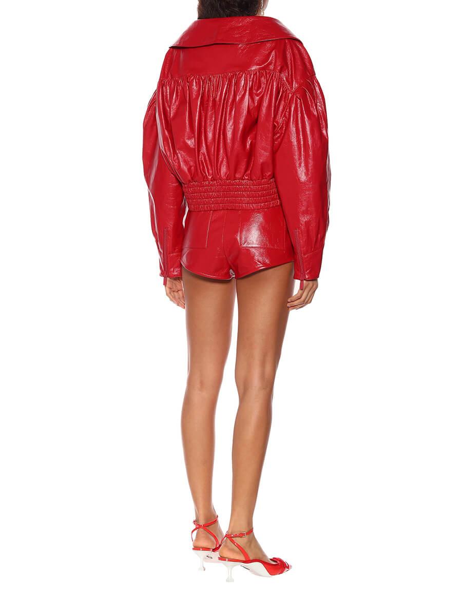 MIU MIU Leather jacket