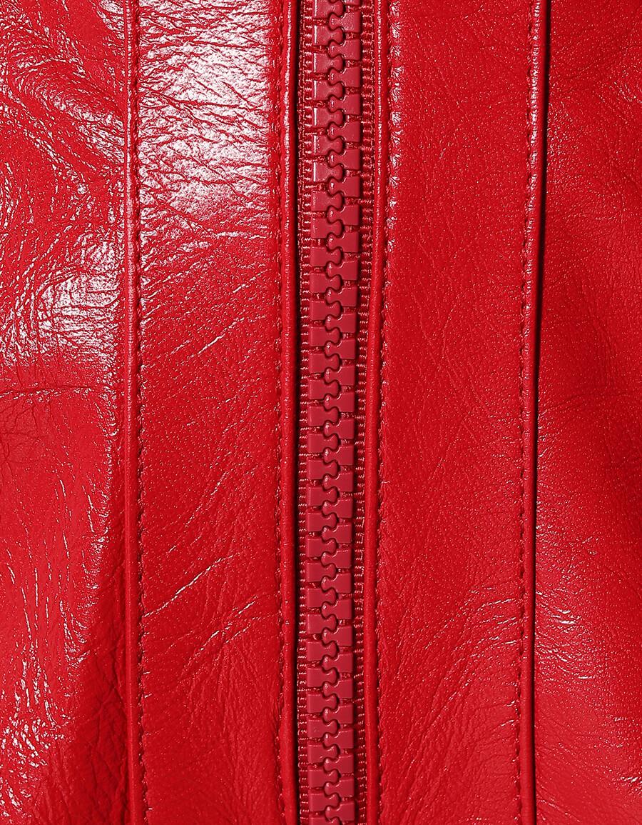 MIU MIU Leather shorts