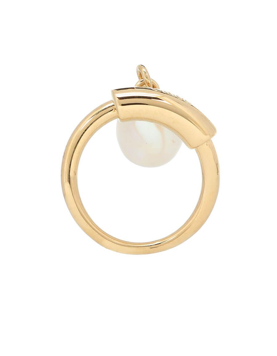 CHLOÉ Baroque pearl ring