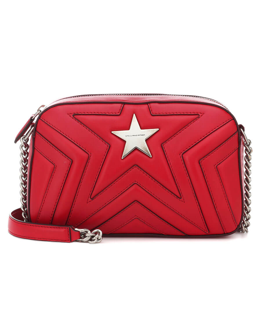 ea2f6ef519 STELLA MCCARTNEY Stella Star Small shoulder bag · VERGLE