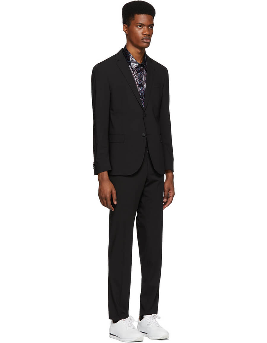 BOSS Black Travel Suit