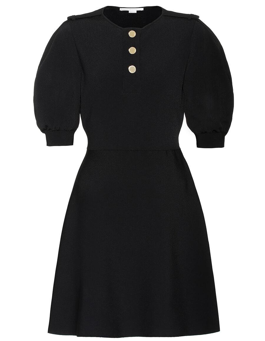 STELLA MCCARTNEY Ribbed knit minidress