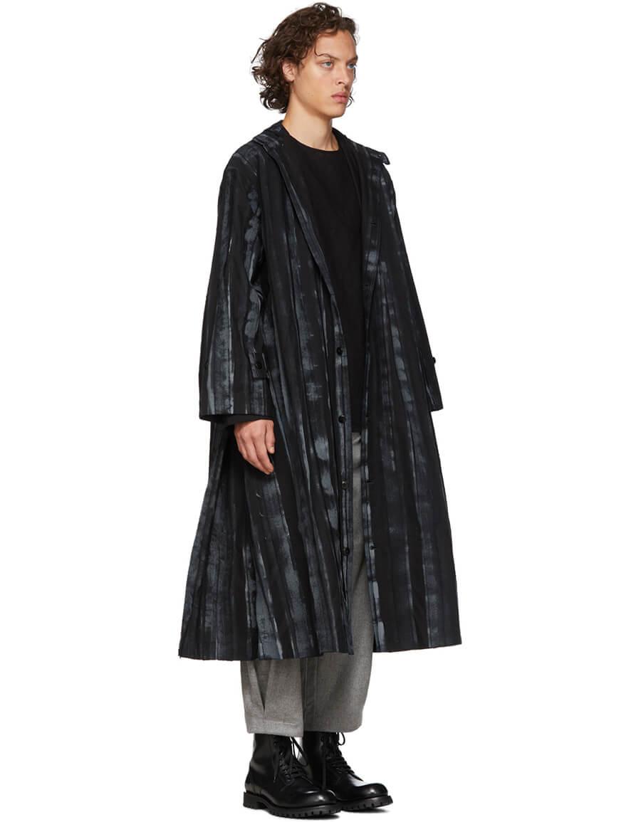 TOOGOOD Black 'The Artist' Coat