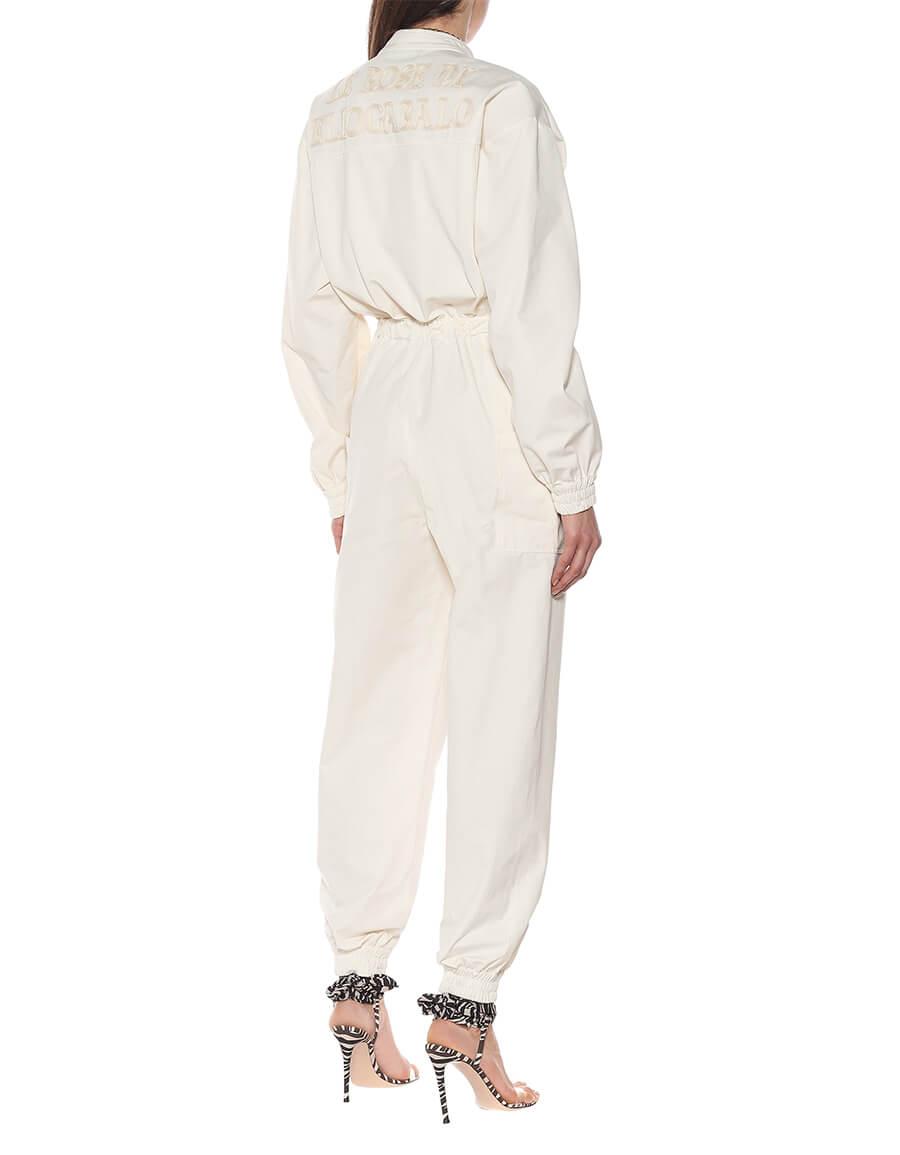 GUCCI Cotton twill jumpsuit