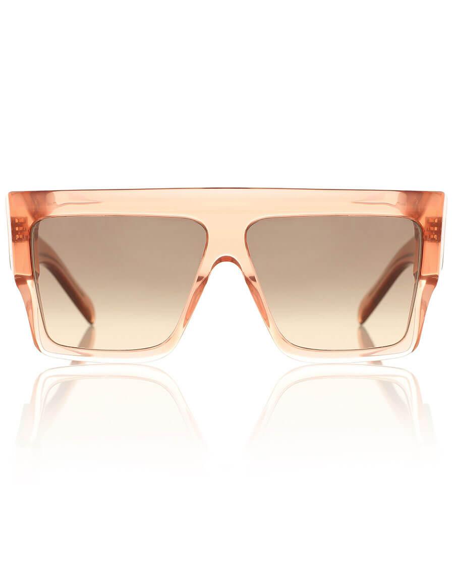 CELINE EYEWEAR Flat brow sunglasses