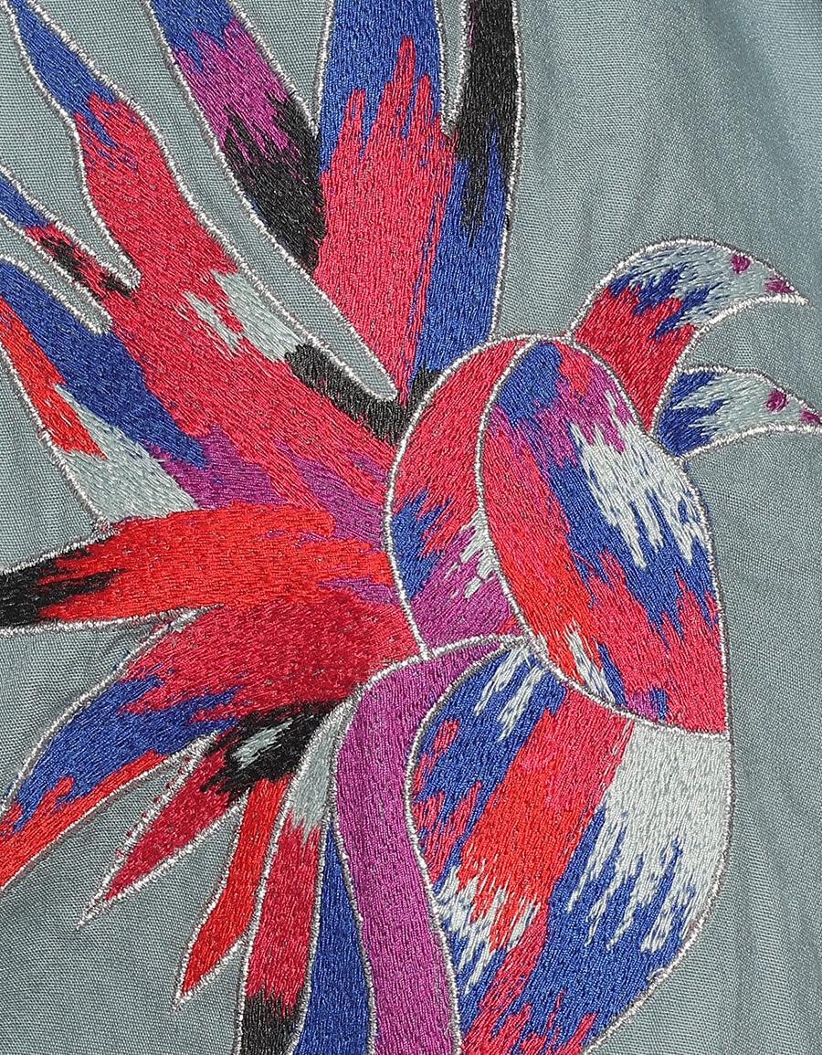 ISABEL MARANT Carioca cotton jacket