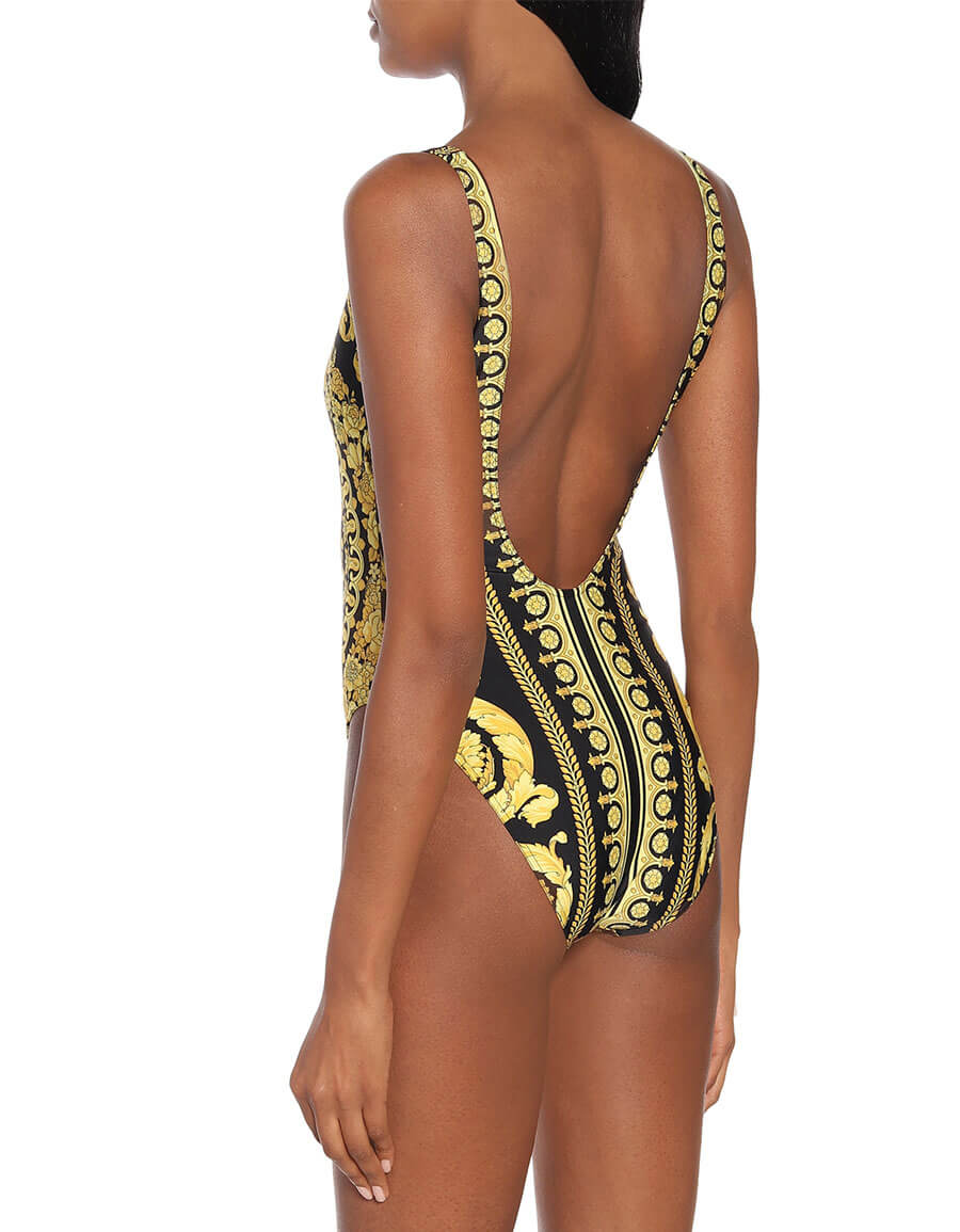VERSACE Printed swimsuit