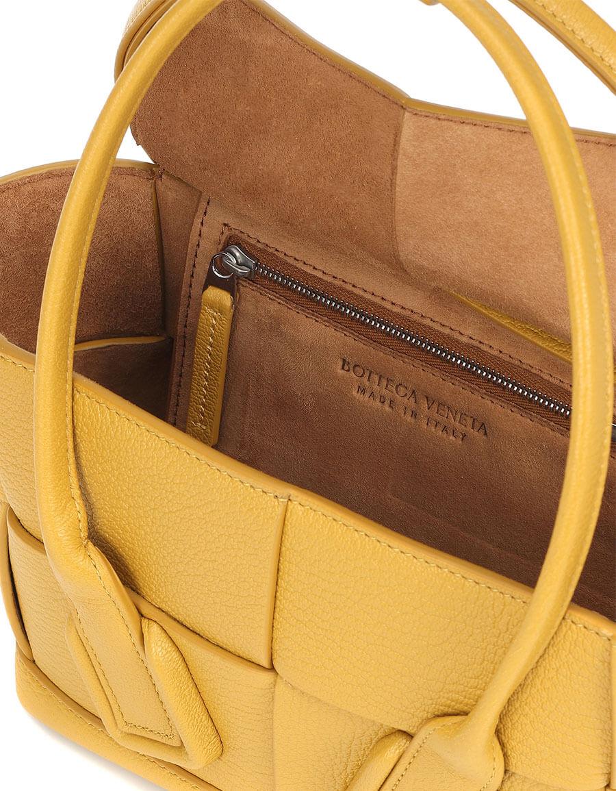 BOTTEGA VENETA Arco Mini leather tote