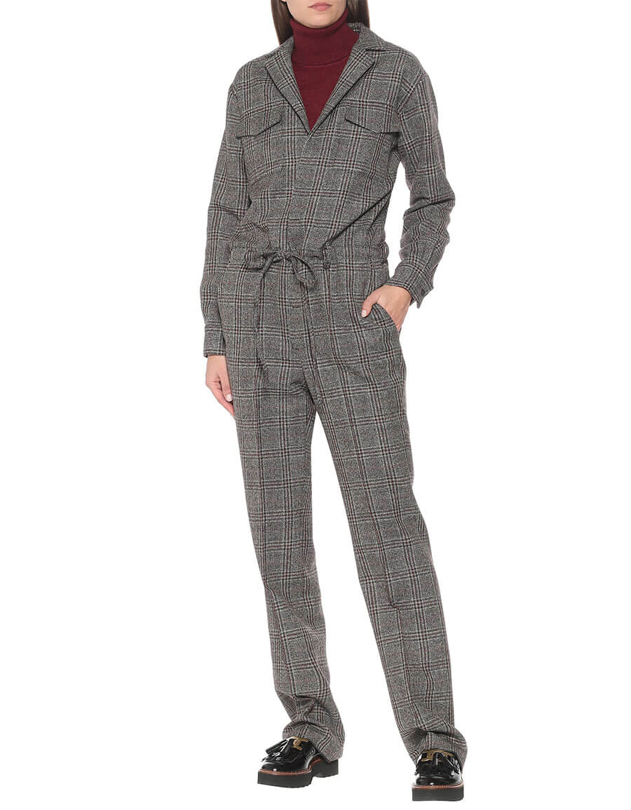 TOD'S Wool jumpsuit
