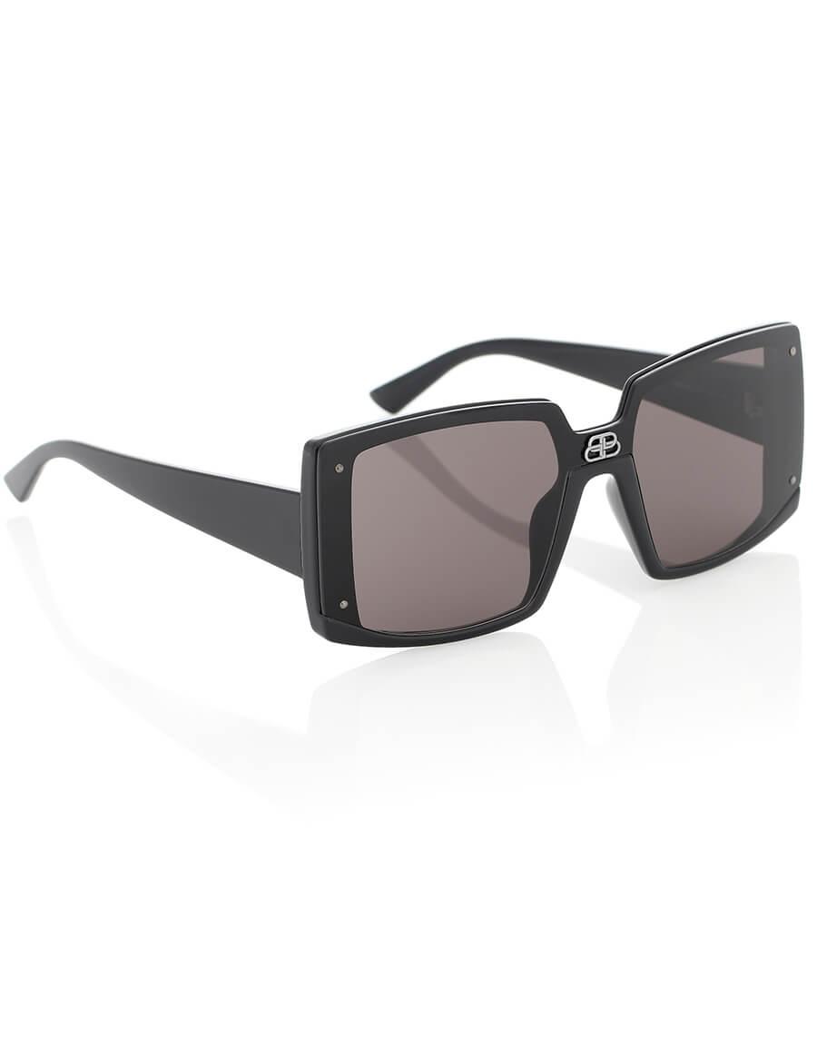 BALENCIAGA BB square sunglasses