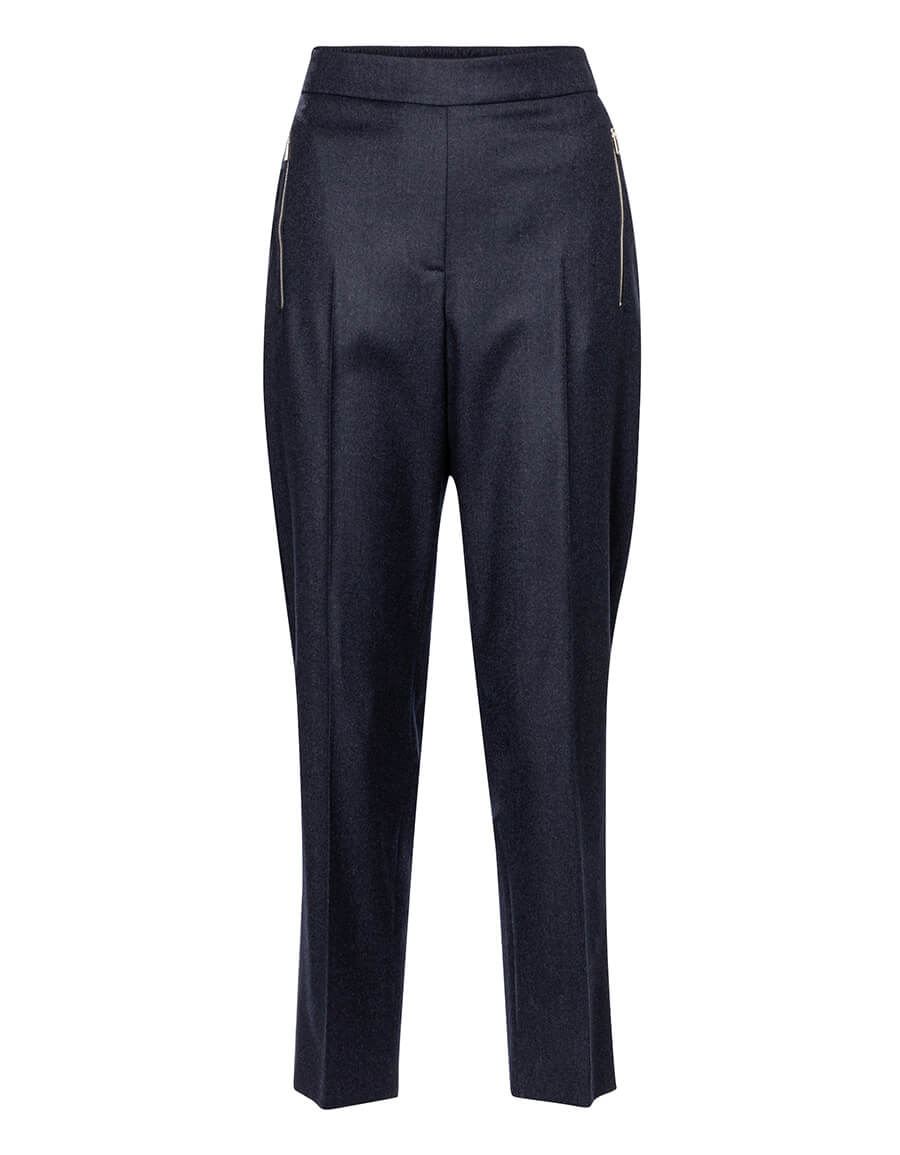 STELLA MCCARTNEY Claire cropped wool pants