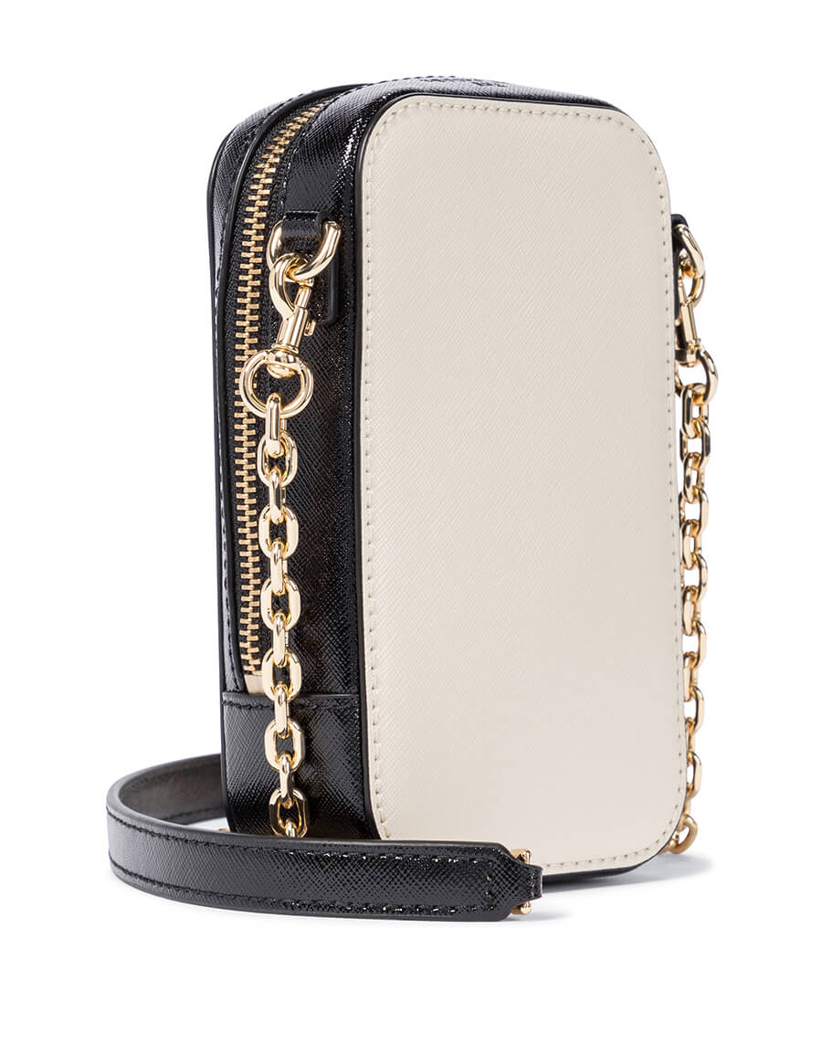 MARC JACOBS Hot Shot leather crossbody bag