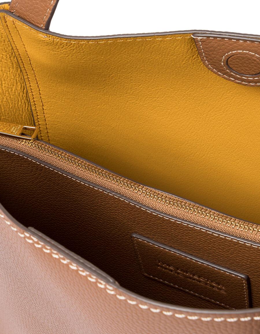 MARC JACOBS Director leather shoulder bag