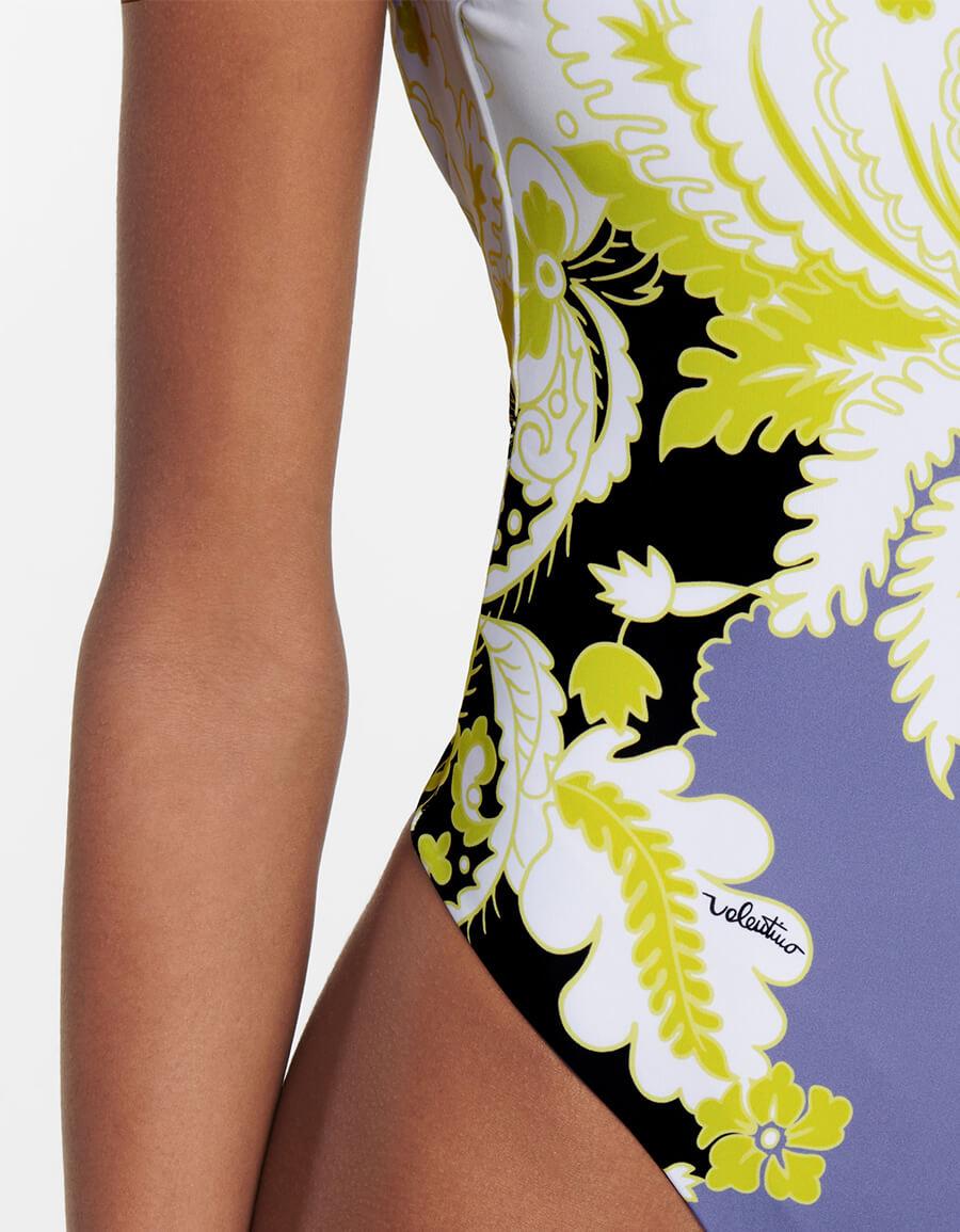 VALENTINO Valentino printed swimsuit