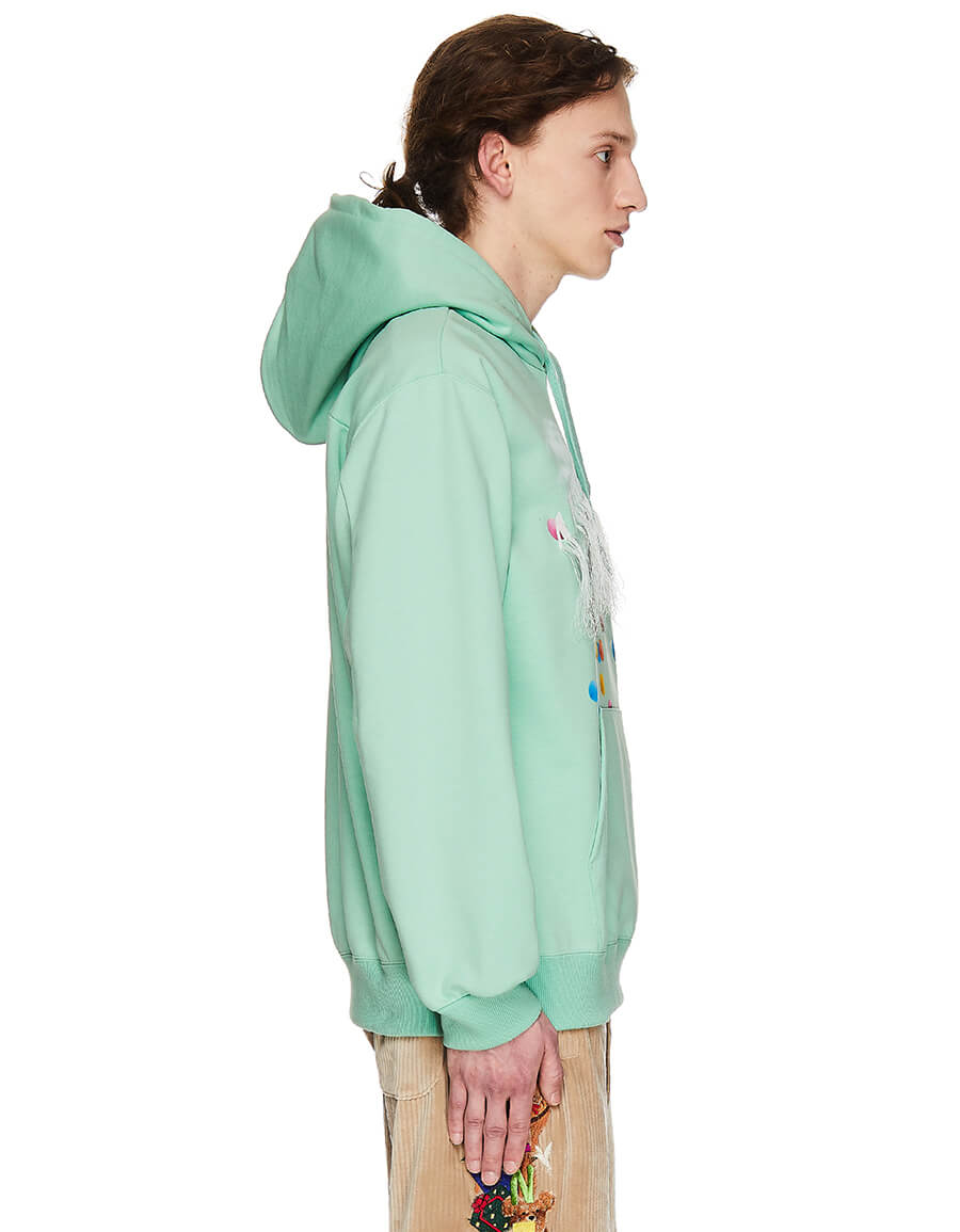 DOUBLET Embroidered Anniversary Hoodie