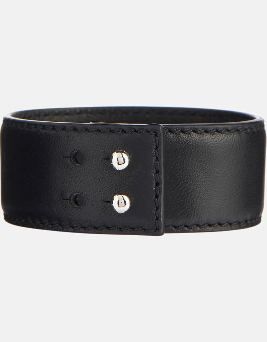 GIVENCHY Lock leather bracelet