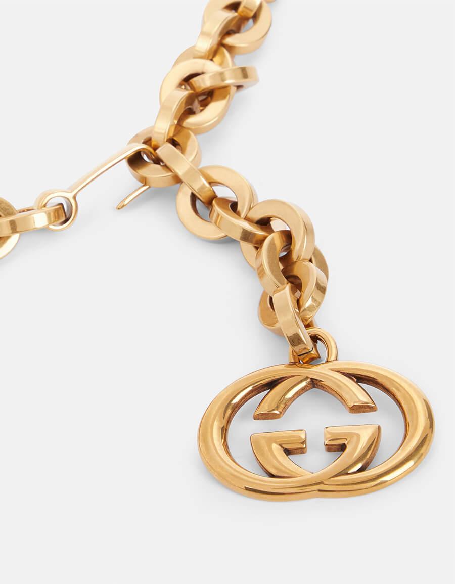 GUCCI GG chain belt