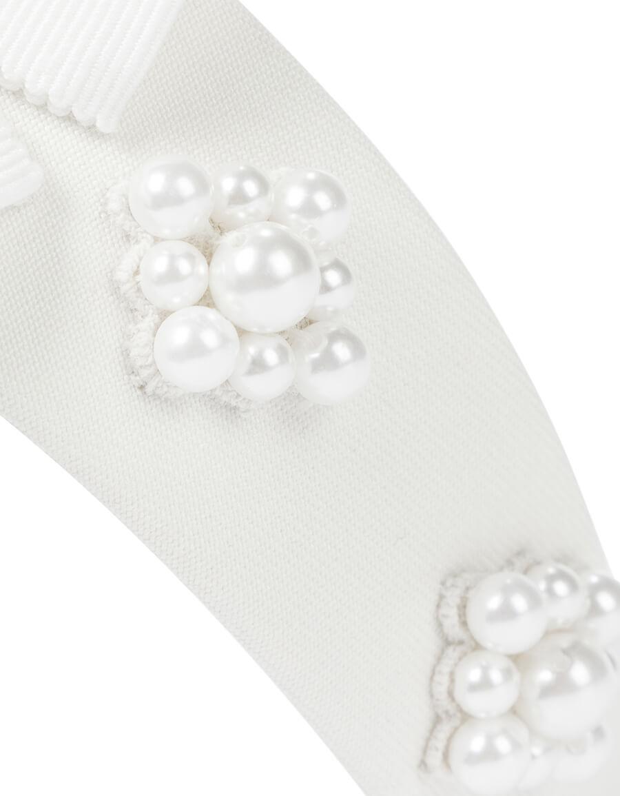 ERDEM Bridal embellished headband