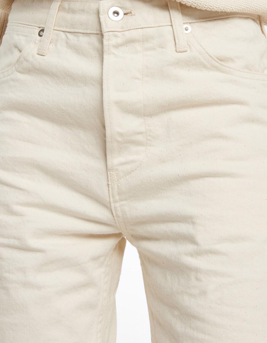 JIL SANDER High rise wide leg jeans