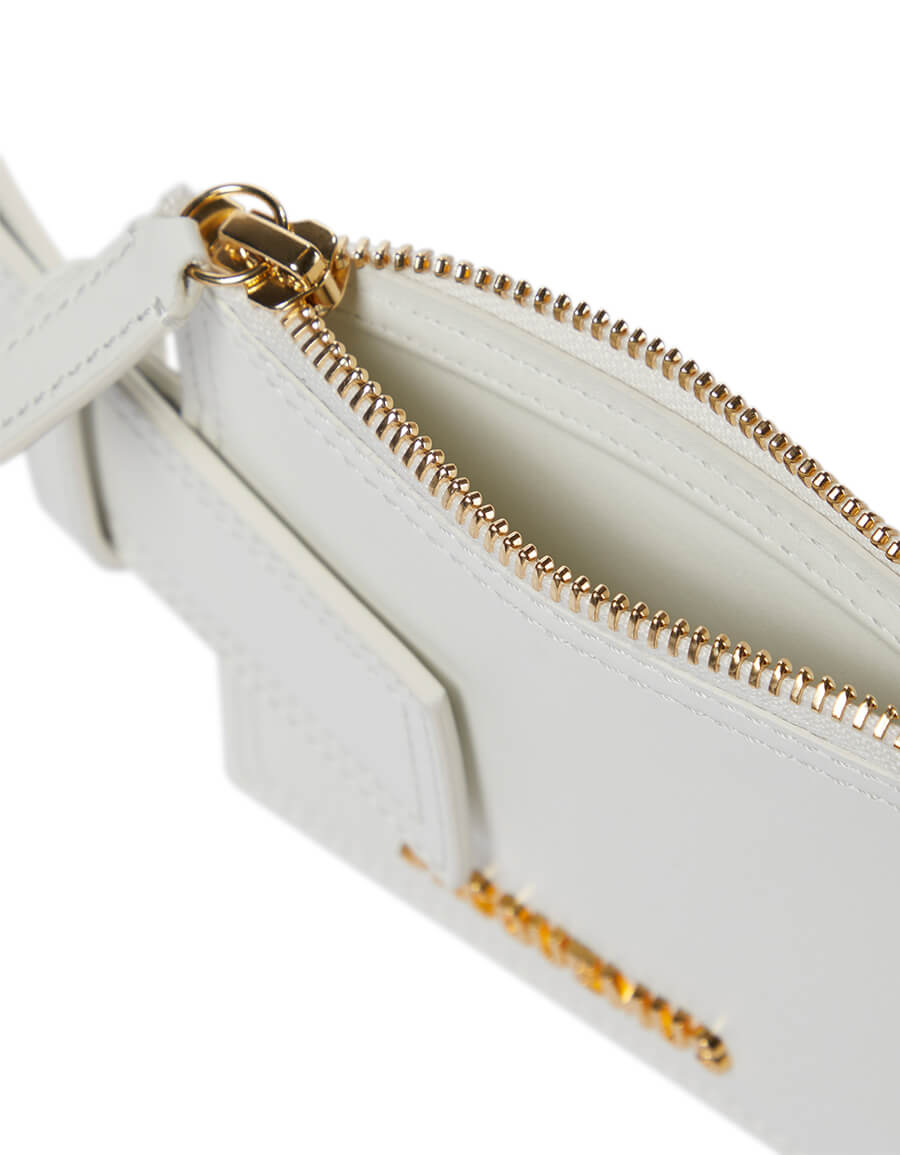 JACQUEMUS La Ceinture Carrée leather belt