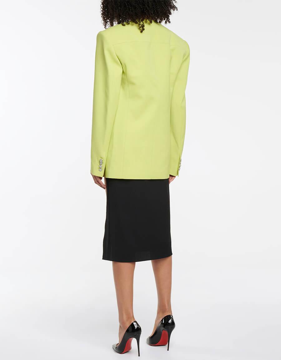 MUGLER Wool blazer
