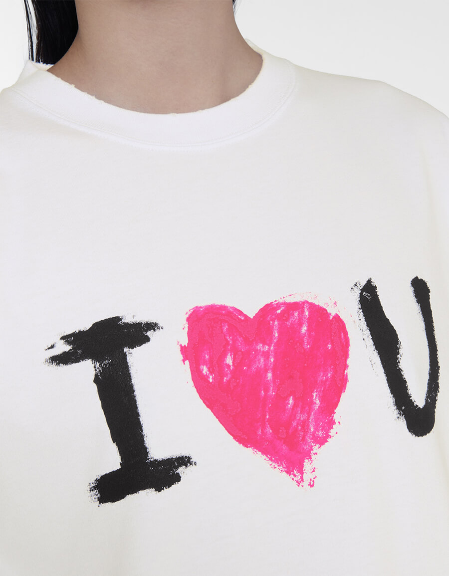 BALENCIAGA Cotton T shirt