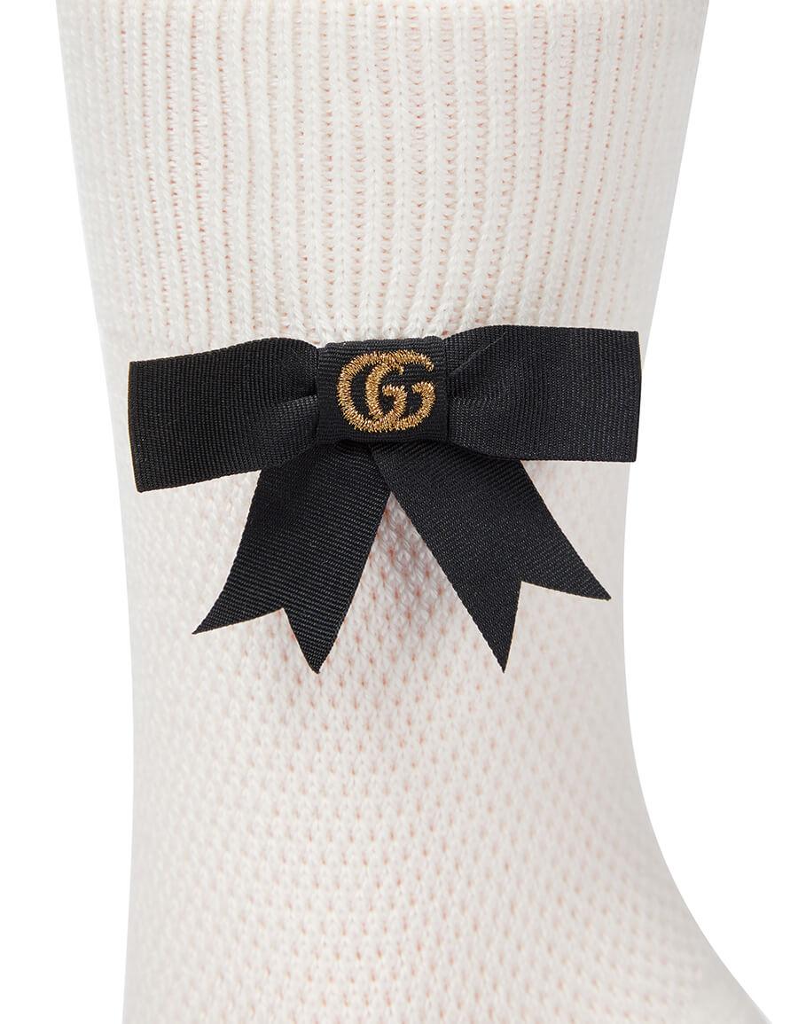 GUCCI GG cotton blend socks