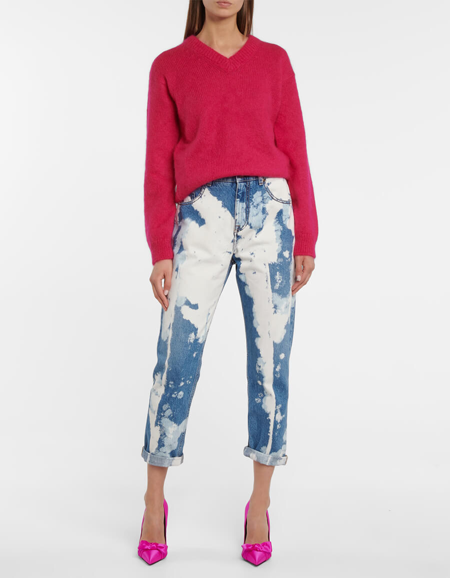TOM FORD High rise slim jeans